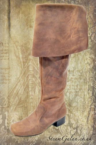 Стимпанк-обувь от Pennangalan (Фото 8)
